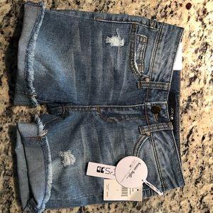 Brand New Joe's Jeans Kids Shorts